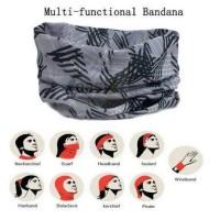Bandana / Buff Masker multi fungsi