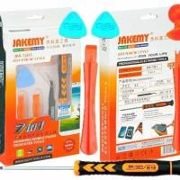 harga Jakemy Samsung Repair Tool Kit Case Opener 7in1 Phone Removal Toolset Tokopedia.com