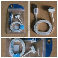 harga Vivan Kabel Universal For Iphone 4 White Original 100% Tokopedia.com
