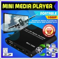 Mini Media Player Portable, Video / Audio / Foto Player RMVB, Support 32GB