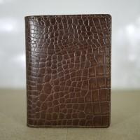 harga dompet kartu kulit Giorgio Agnelli CRO705 brown Tokopedia.com