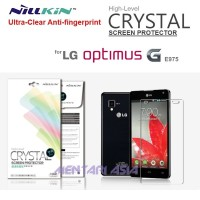 Screen Protector Lg Optimus G E975 : Nillkin Crystal Afsp