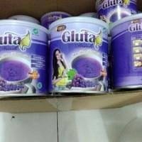 Jual Gluta Drink Original Varian Anggur/Gluta Drink Anggur new ungu Murah