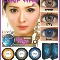 Softlens Luna Eye Zodiac Virgo / Soft Lens Lunar Water 55% Korea