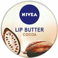 PROMO DISKON NIVEA Lip Butter Lip Balm Pelembab Bibir - Cocoa