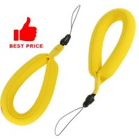 Waterproof Camera Hand Wrist Lanyard Float for Xiaomi Yi and GoPro