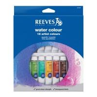 Reeves 18 Watercolor Set