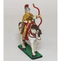 Italeri Fabbri Figure Mounted Roman Cavalry Officer 5th Century 1/32