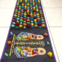 Healthy Foot Walking Mat / Matras alat terapi / pijat refleksi kaki