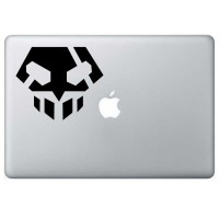 Tokomonster Decal Sticker Bleach Shinigami Badge Macbook Pro and Air