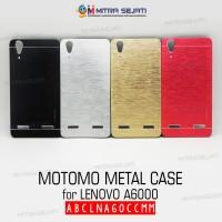 Lenovo A6000 Case Cover Motomo Metal (abclna60ccmm)