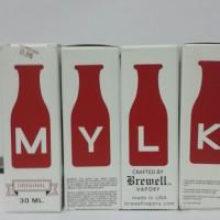 Premium Liquid Vapor Mylk - Original 3mg / 30ml