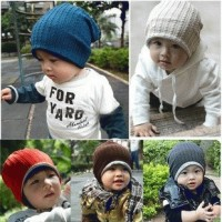 Topi Kupluk MJ Baby Hat bolak balik