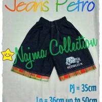 Jeans Anak Petro Usia 1 Tahun