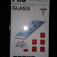Tempered Glass / Antigores Kaca Blackberry Bb Z3 Z10 Z30 Q5 Q10 Q20