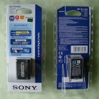 Baterai Sony NP-FH100 For BC-TRV