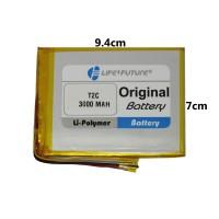Batre / Battery / Baterai Tab Tablet China Advan T2C/T2A/T2F/AT1G