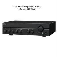harga Mixer Ampli Toa Za 2120 ( Original ) Tokopedia.com