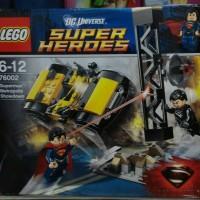 LEGO Superman 76002 Metropolis Showdown
