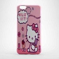 Gambar Hello Kitty 2015 Kalender Hard case Iphone case dan semua hp