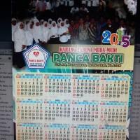 Jual kalender poster 2016 desain suka-suka Murah