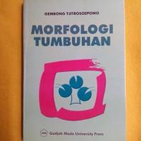 Morfologi Tumbuhan - Gembong Tjitrosoepomo
