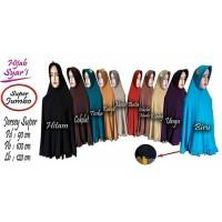 harga jilbab bergo super jumbo Tokopedia.com