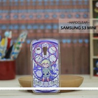 Casing HP Custom Hardclear Hardclear Samsung S3 Mini Zelda