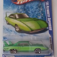 Hot wheels '70 PLYMOUTH SUPERBIRD (akta)