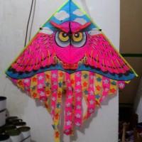 harga Layangan Hias Burung Hantu Tokopedia.com