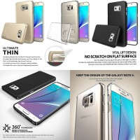 Ringke Slim Armor Ori Case Cover Casing Samsung Galaxy Note 5 / Note5