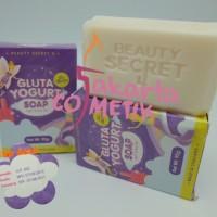 YOGHURT SOAP / GLUTA YOGHURT SOAP BY BEAUTY SECRET