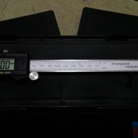 JANGKA SORONG - DIGITAL CALIPER VERNIER - 150MM - 6 INCH