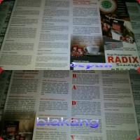harga Brosur Kopi Radix Hpai Tokopedia.com