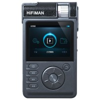 hifiman hm802 portable player with balanced amplifier