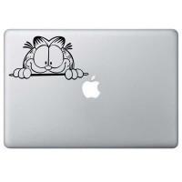 Tokomonster Decal Sticker Garfield Smile Macbook Pro and Air