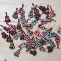 harga Wooden Button (kancing Kayu) - Gitar Tokopedia.com