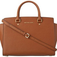 Michael Kors Handbag Selma Large Top Zip East West Satchel (PROMO)