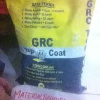 Top coat semen acian nat GRC penyambung GRC semen