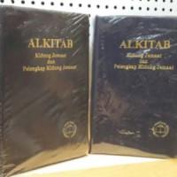 ALKITAB SPL TB 062 INDEX KIDUNG JEMAAT + PKJ
