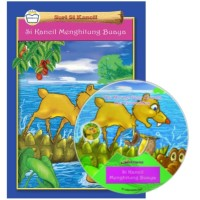 Buku Dongeng - Si Kancil Menghitung Buaya