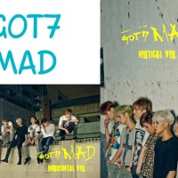 GOT7 - MAD horizontal & vertical version + poster + bonus
