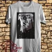 My Chemical Romance The Black Parade Poster 1nd Kaos | Tshirt | Distro