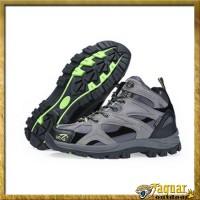 harga Sepatu Boot Gunung Hiking Tracking Outdoor SNTA 464 Grey Green J157 Tokopedia.com