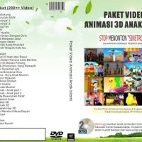 Paket DVD Video Anak Muslim