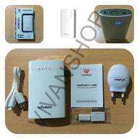 harga Vivan Powerbank P06 White 6600mah Original 100% Garansi Resmi 12 Bulan Tokopedia.com