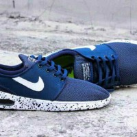 SEPATU MURAH NIKE JANOSKI MAX MAN [FULL UP BLUE LIST WHITE]