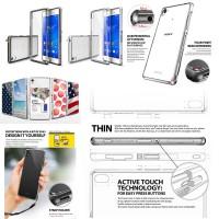 Ringke Fusion Armor Cover Transparan Bening Hard Case Sony Xperia Z3