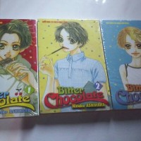 Komik Seri Elex Media Tamat Hinako Ashihara - Bitter Chocolate 1-3end