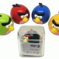 MP3 Angry Birds Bisa Radio FM dan Dibawa ke Mana Saja Mungil Praktis..